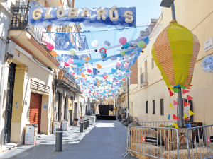 Carrer Rossend Arús Festa Major 2016