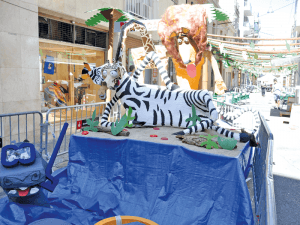 Carrer Santa Cecilia Festa Major 2016