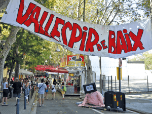Carrer Vallespir de Baix Festa Major 2016