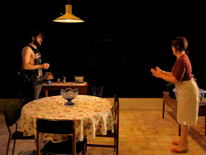 Teatre: Consell familiar
