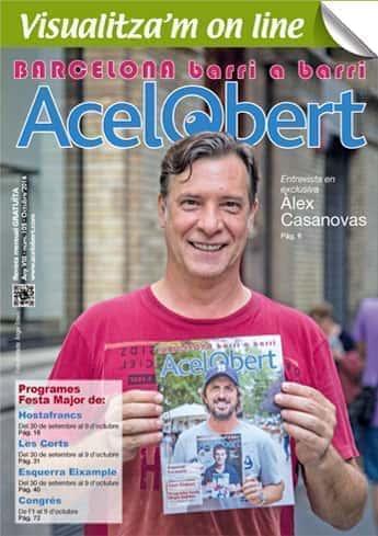 Acelobert Barcelona nº105 OCTUBRE 2016