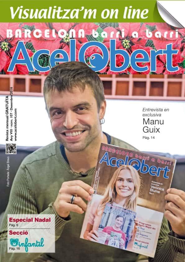 Acelobert Barcelona nº 107 DESEMBRE 2016