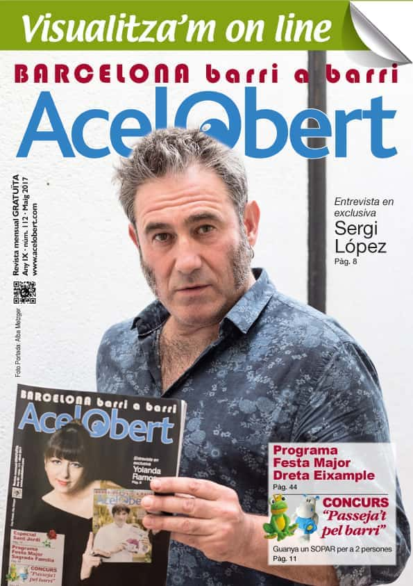 Acelobert Barcelona nº 112 MAIG 2017