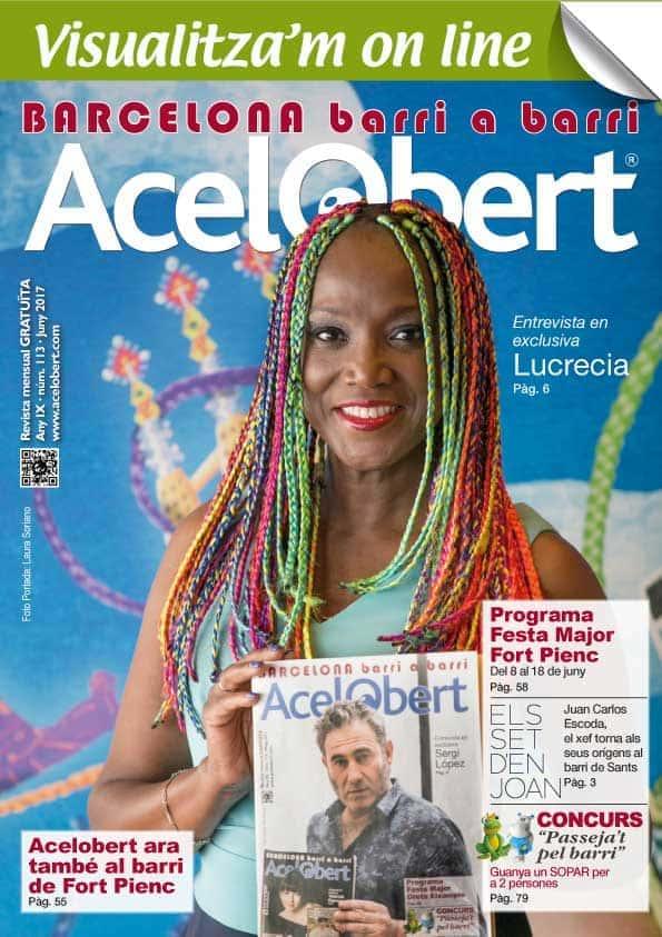 Acelobert Barcelona nº 113 JUNY 2017