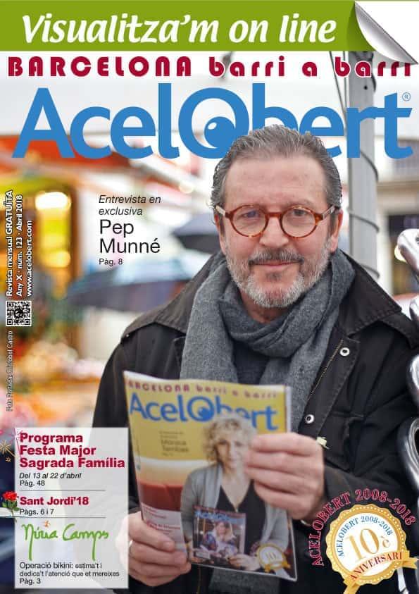 Acelobert Barcelona nº 123 ABRIL 2018