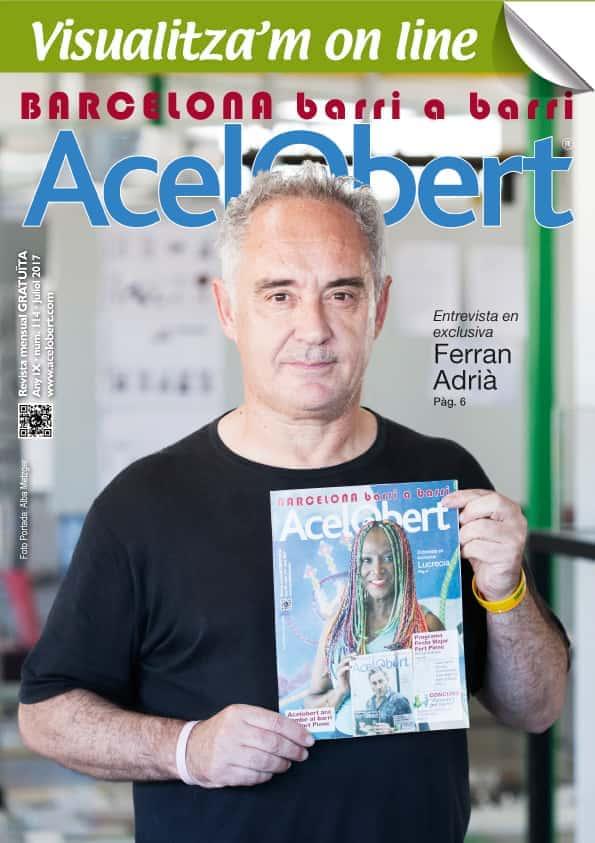 Acelobert Barcelona nº 114 JULIOL 2017