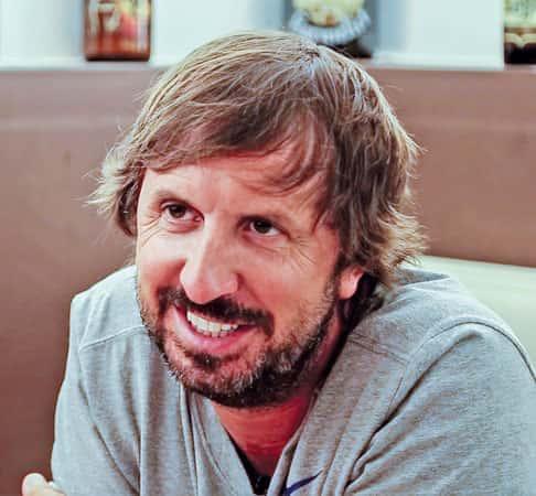 Entrevista a Jordi Ríos