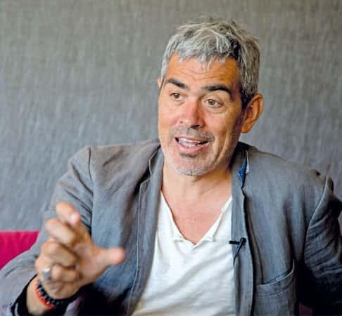 Entrevista a Lluís Gisbert