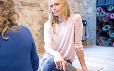 Entrevista a Verónica Blume