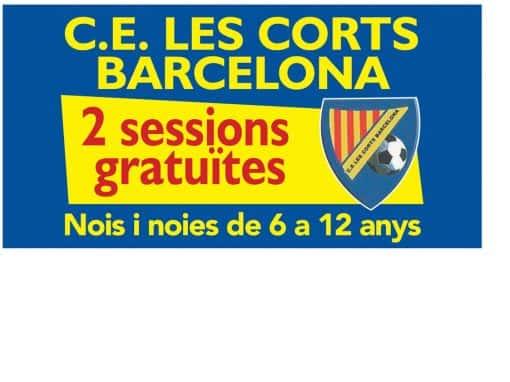 PROMOCIÓ FUTBOL CLUB ESPORTIU LES CORTS