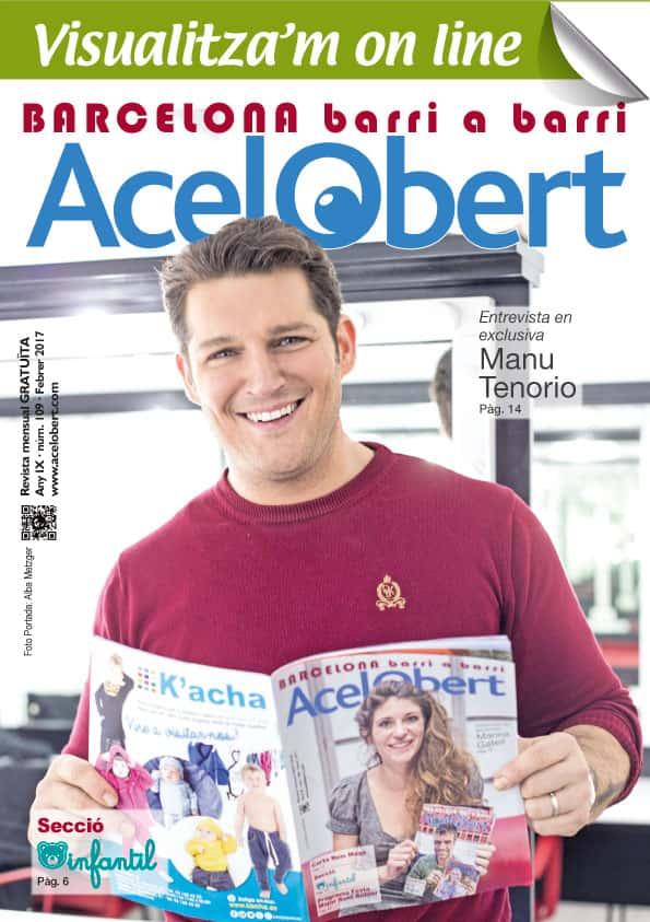 Acelobert Barcelona nº 109 FEBRER 2017