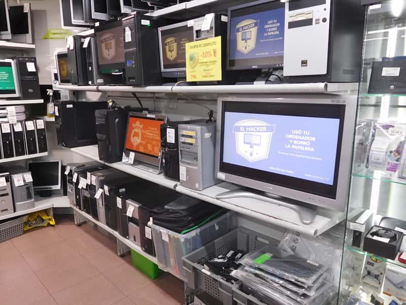 Cashconverters ordenadores