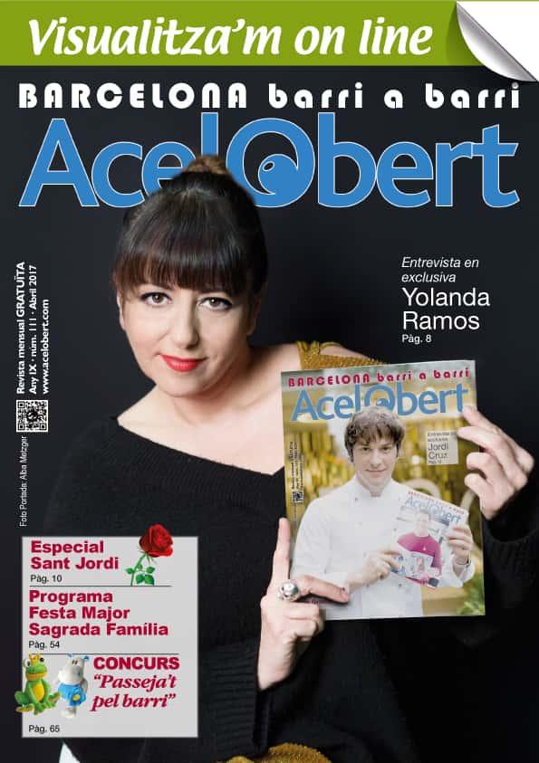 Acelobert Barcelona nº 111 ABRIL 2017