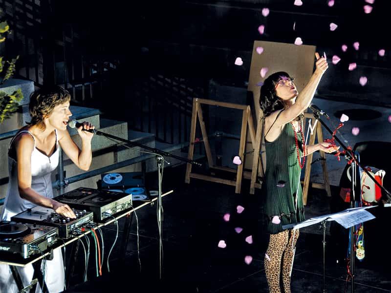 Música: Ajo & Judit Farrés