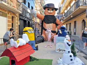 Carrer Alcolea de Baix Festa Major 2016