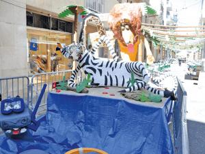 Carrer Santa Cecilia Festa Major 2016
