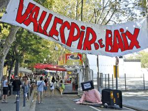 Carrer Vallespir de Baix Festa Major 2016