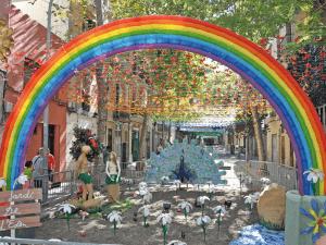 Carrer Valladolid Festa Major 2016