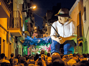 Imatge: Festa Major de Gràcia 2016