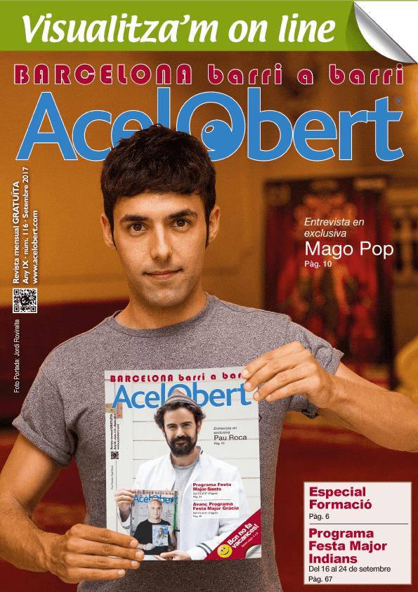 Acelobert Barcelona nº 116 SETEMBRE 2017