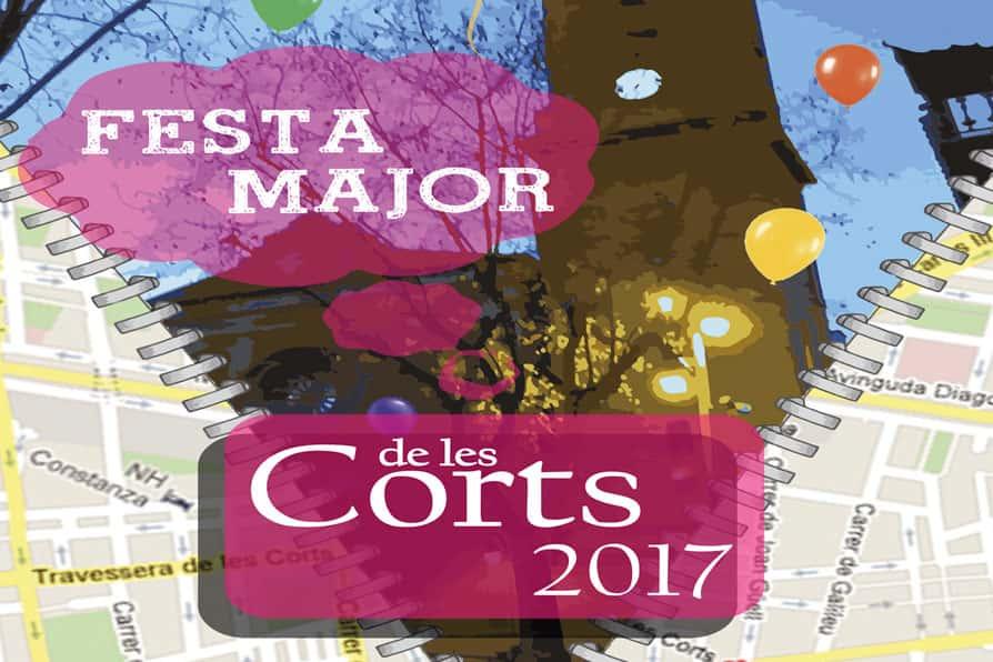 Programa Festa Major Les Corts 2017