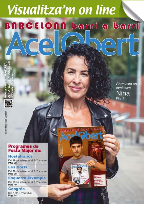 Acelobert Barcelona nº 117 OCTUBRE 2017