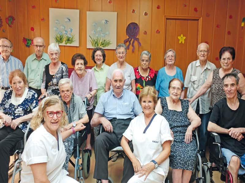 Gent Grant: Testimoni d'una jubilada