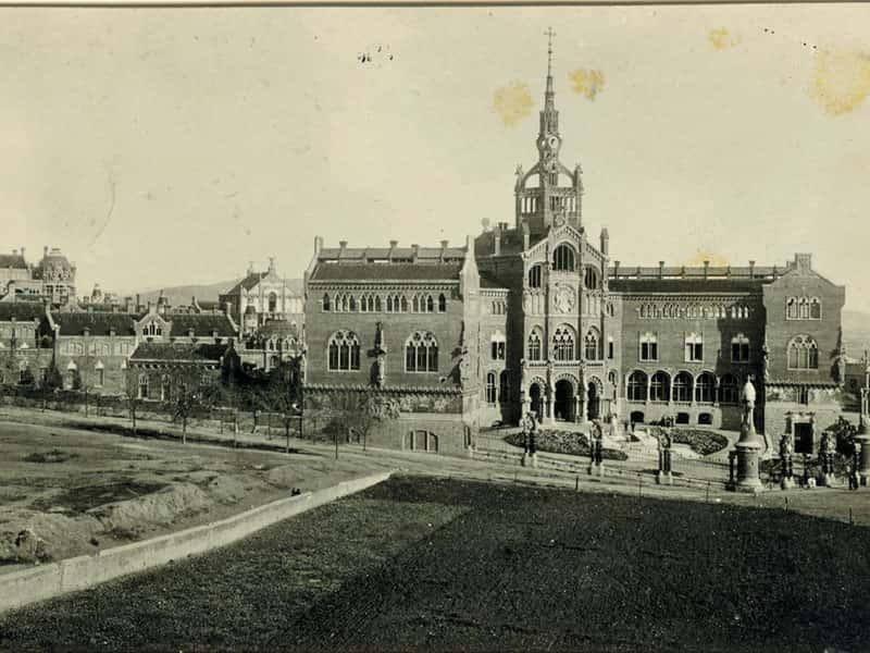 Conferència: L'Hospital de Sant Pau, joia del patrimoni modernista