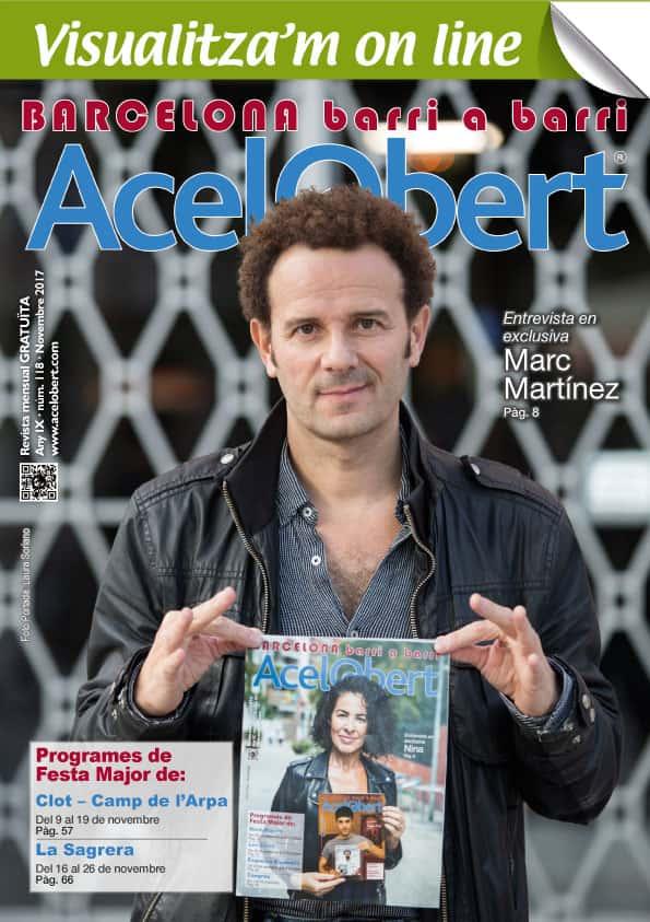 Acelobert Barcelona nº 118 NOVEMBRE 2017