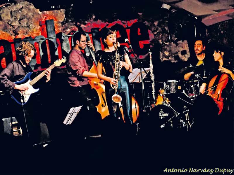 Música: Carola Ortiz Quintet