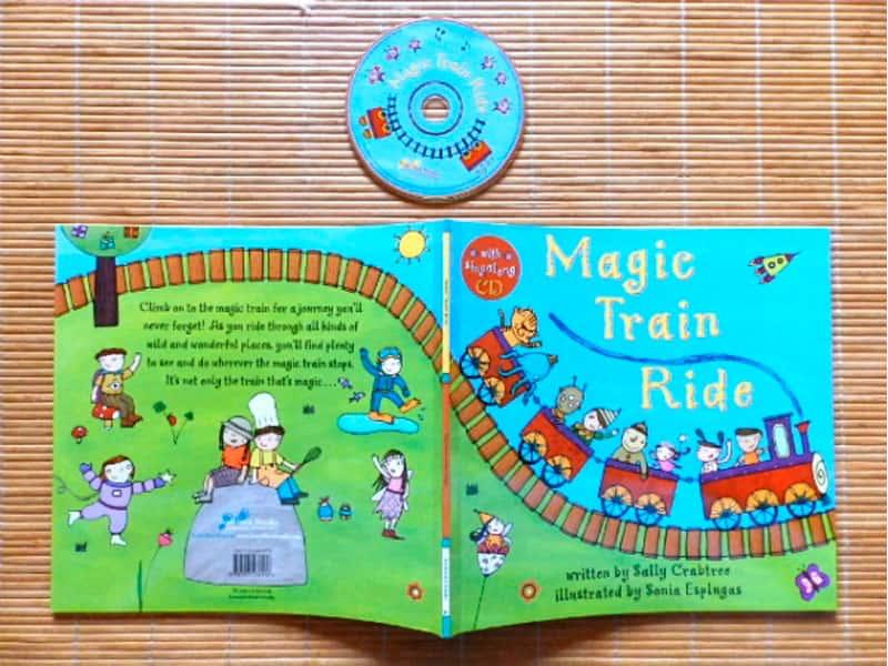 Infantil: Jump Aboard the Magic Train