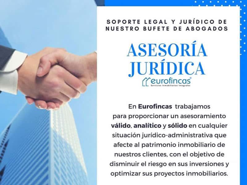 Asesoría Jurídica Eurofincas