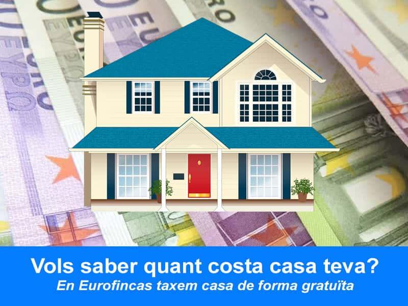 Eurofincas Taxació