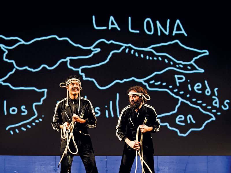 Teatre: 'Piedras en los bolsillos'