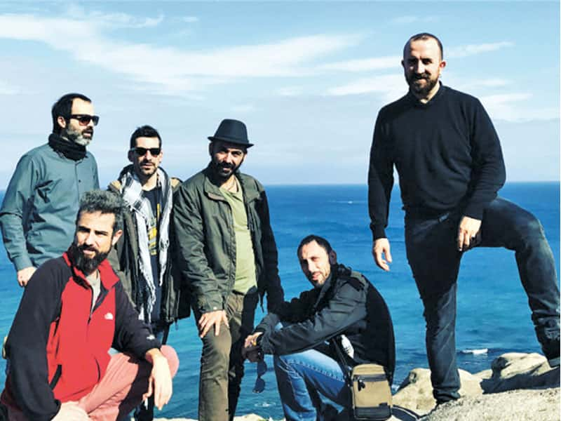 Música: 'Yacine & the Oriental Groove'