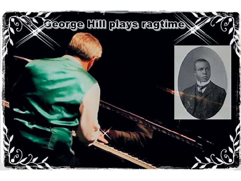 Música: Concert de piano de Ragtime Clàssic