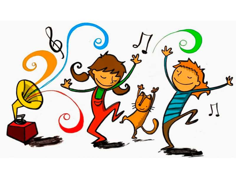 Infantil: Música per compartir