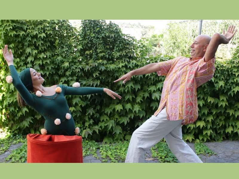 Dansa: El Pau i les flors