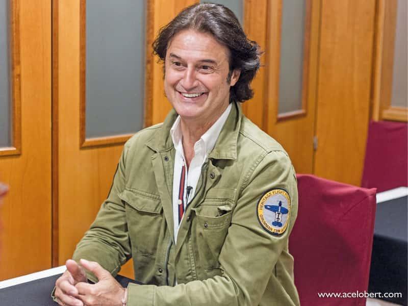 Entrevista a Javier Castillo, Poty
