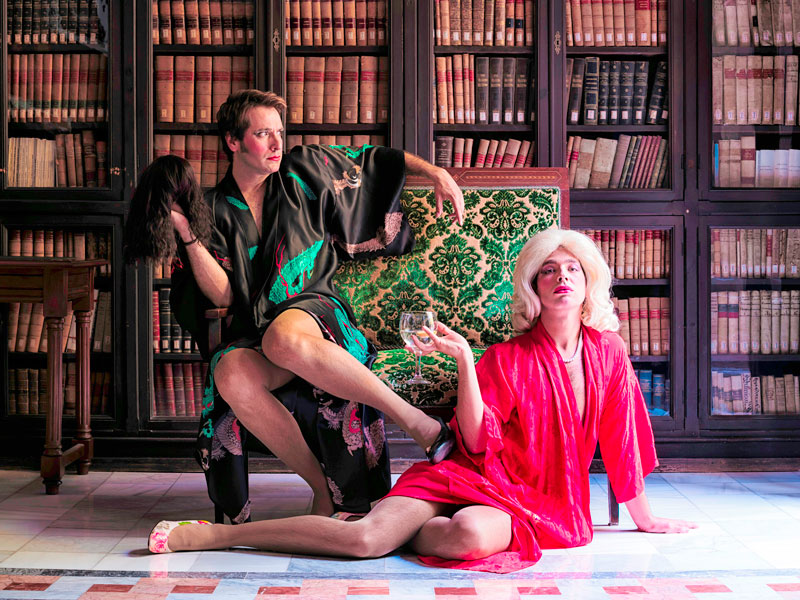 Teatre: Les dones sàvies