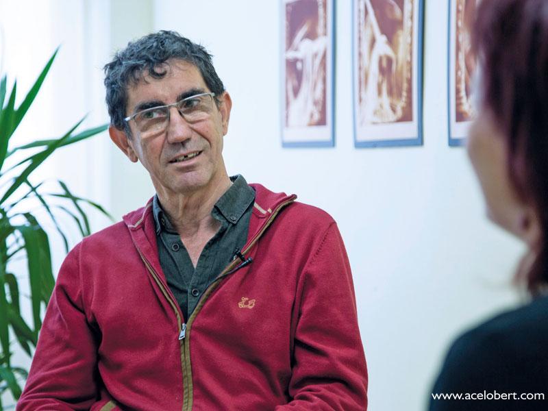 Entrevista a Juan Espinosa