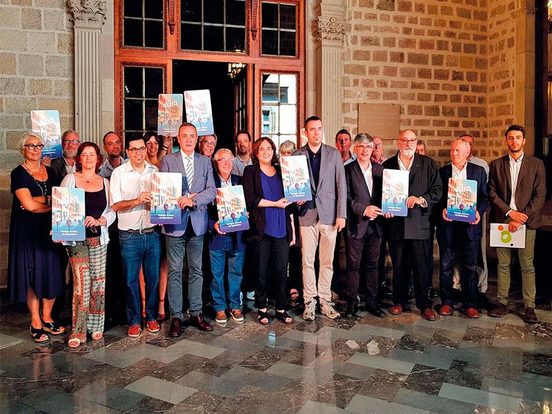 'Viba Barcelona', la nova targeta de descomptes dels comerços de proximitat de la ciutat