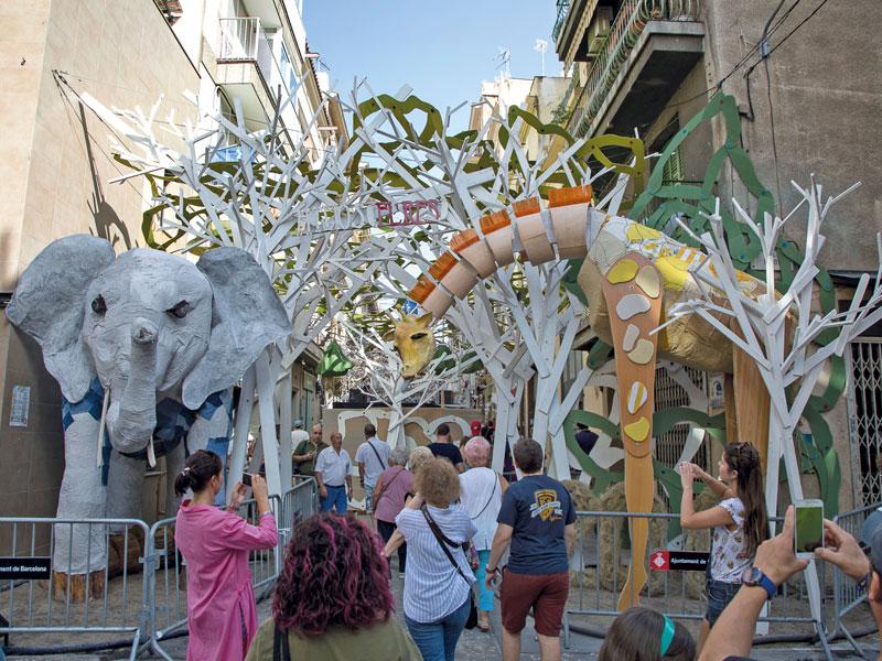 Imatge: Festa Major Gràcia 2017