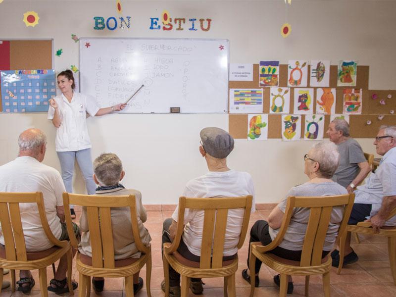 Gent Grant: El Centre de Dia, un gran recurs per a les persones grans