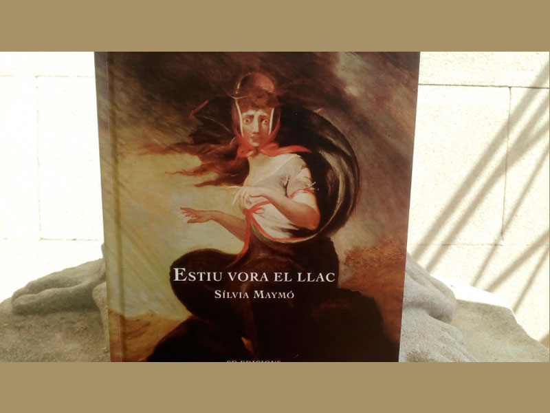 Presentació del llibre 'Estiu vora el llac'