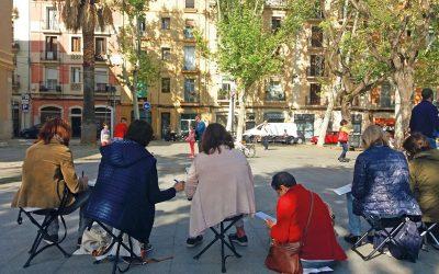 Exposició: Urban Sketching del Clot-Camp de l'Arpa