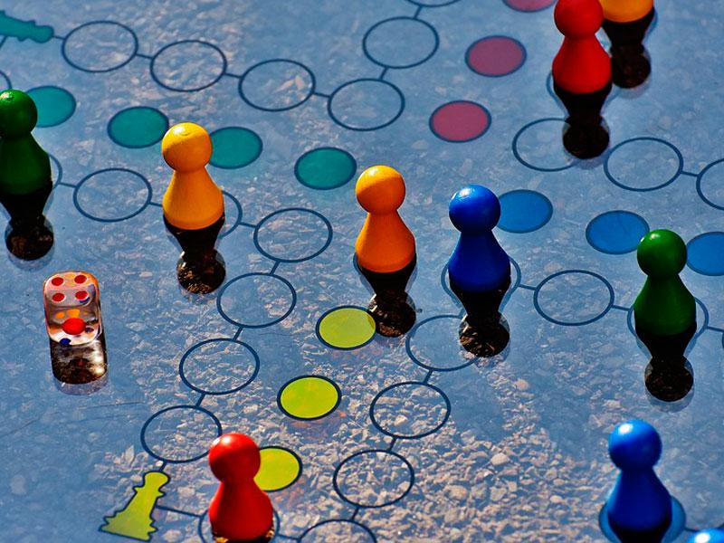 Jocs tradicionals a la plaça!
