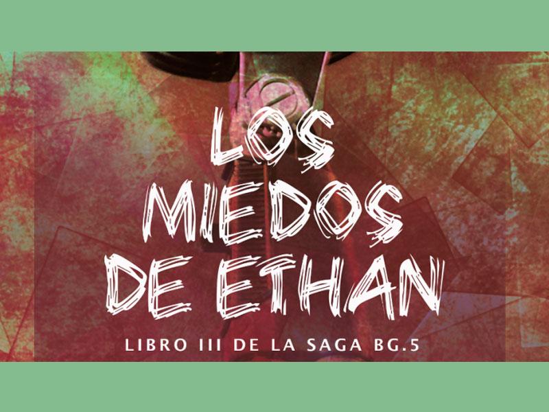 Presentació del llibre 'Los miedos de Ethan'