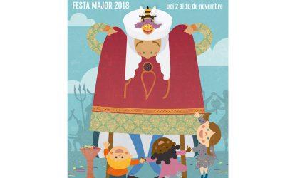 Programa Festa Major Clot-Camp de l'Arpa 2018