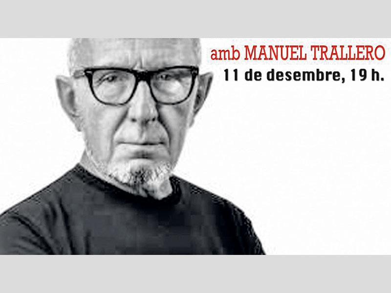 Xerrada: Lectura crítica de la premsa, amb Manuel Trallero